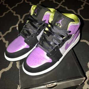 Brand new Girls Air Jordan 1 Phat GS Size 6y